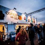 Concert at Sea Merchandise stand Verkoop op lokatie