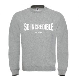 sweater producten merchandise bedrukt kleding