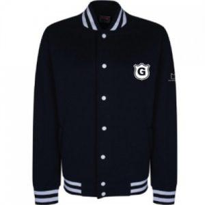 Baseball jacket producten merchandise bedrukt kleding jassen