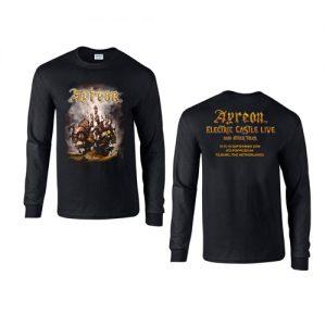 t-shirt longsleeve producten merchandise bedrukt kleding
