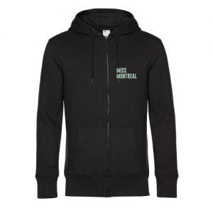hoodie zippen producten merchandise bedrukt kleding