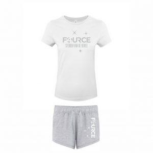 pyjama set producten merchandise bedrukt kleding